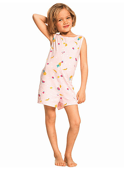 Vestido Roxy Girls Remember That Romper