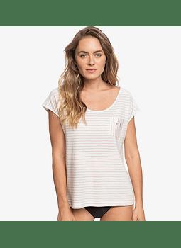 T-Shirt Senhora Roxy Miami Vibes B