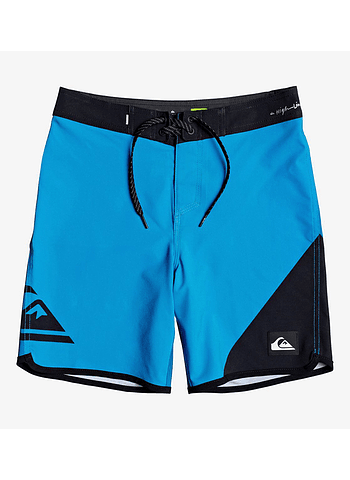 Boardshorts Rapaz Quiksilver Highline New Wave 16