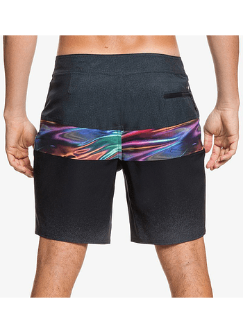 Boardshorts Homem Quiksilver Highline Hold Down 18