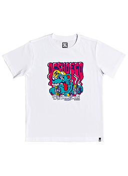T-Shirt Criança DC Blue Rat