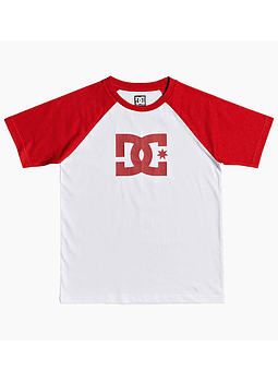 T-Shirt Criança DC Star Ragala