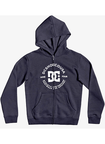 Sweatshirt Criança C/Capuz e Zip DC Star Pilot