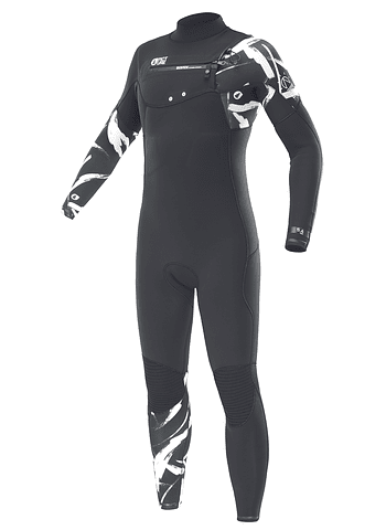 Fato Surf Picture Equation 5/4 Front Zip