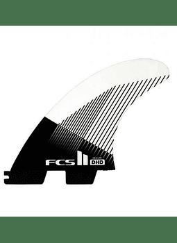 Quilha FCS FCS II DH PC LARGE TRI Fins