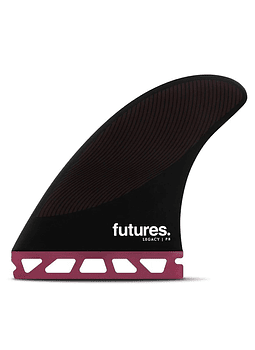 Quilhas Future Fins P8 Honeycomb