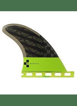Quilhas Future Fins QD2 400 Blackstix 3.0