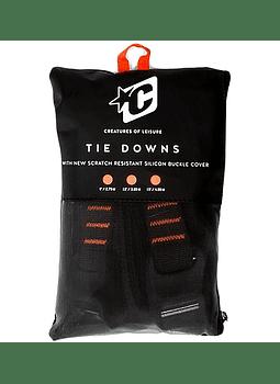 Fitas Creatures Tie Down - Silicon 12'