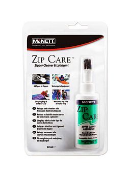 Lubrificante McNett Zipper Cleaner + Lubricant