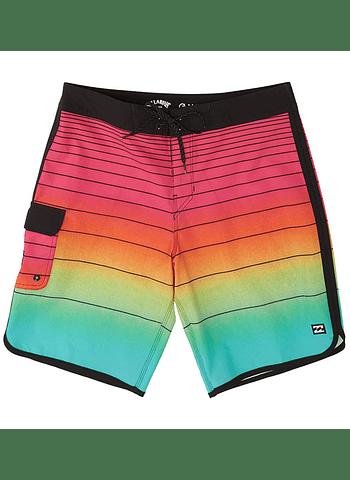 Boardshorts Billabong 73 Stripe Pro