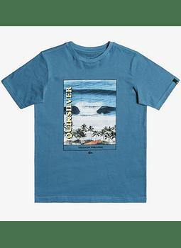 T-Shirt Quiksilver Boys Scenic Drive