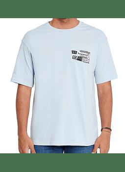 T-Shirt Homem Volcom Liv Now Lse