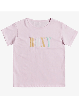 T-Shirt Roxy Day And Night Multico