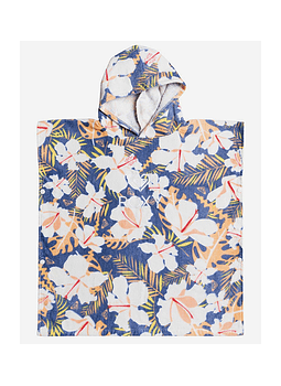 Poncho Roxy Juvenile Tw Stay Magical Printed