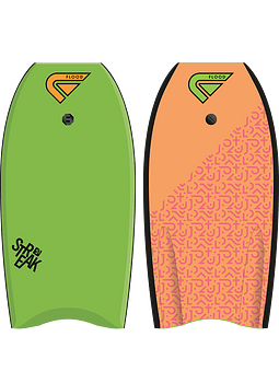 Prancha Bodyboard Flood Streak Eps Bodyboard 37