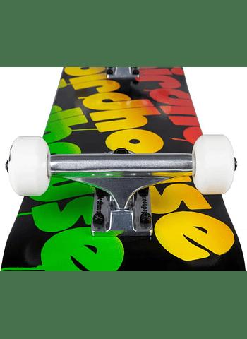 Skate Completo Birdhouse Triple Stack 8