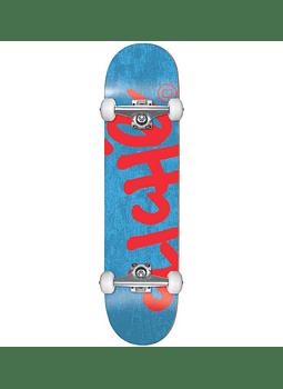 Skate Completo Cliche Handwritten 7.375