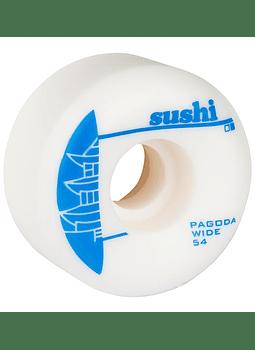 Rodas Sushi Pagoda Wide 54mm