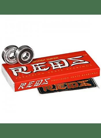 Rolamentos Bones Super Reds
