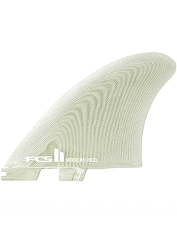 Quilhas FCS II Modern Keel PG Clear Twin