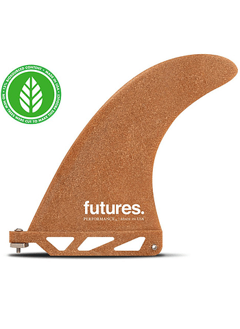 Quilhas Future Fins Performance 6.0 - RWC Sawdust