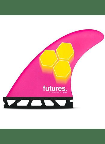 Quilhas Future Fins AM3 HC