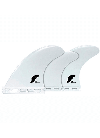 Quilhas Future Fins F4 Thermotech Packaged