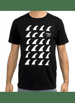 T-Shirt Mens Samadi Fins Collection