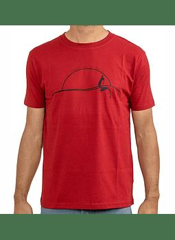 T-Shirt Mens Samadi Soul Surfer