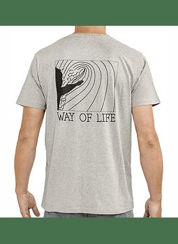 T-Shirt Mens Samadi Way of Life
