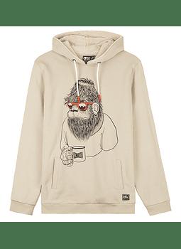 Sweatshirt Homem C/Capuz Gorille Plush