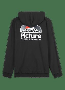 Sweatshirt c/Capuz e Zip Picture Mens Hamelton