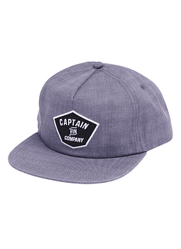 Captain Fin Phil 5 Panel Hat Cap
