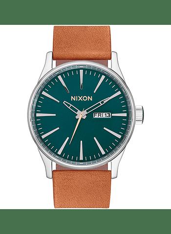 Relógio Nixon Sentry Leather