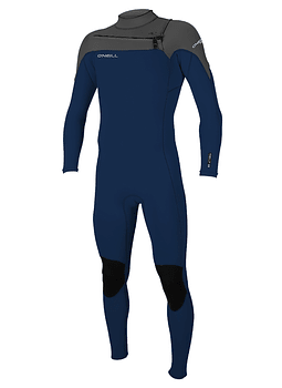 O'Neill Hammer 3/2 Chest Zip Mens Full Wetsuit
