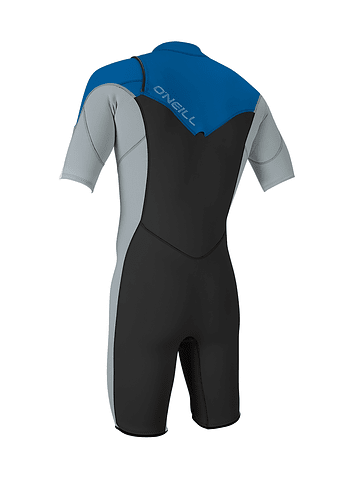 O'Neill Hammer 2MM Chest Zip S/S Mens Spring Wetsuit