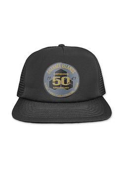 Boné CI 50 Year Trucker
