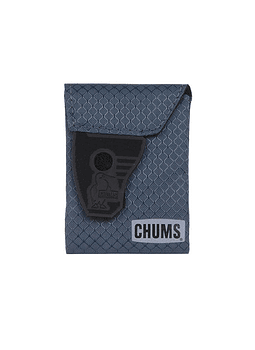 Carteira Chums Shoe Pocket Black