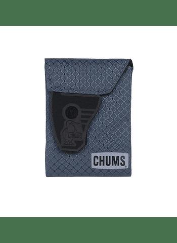 Carteira Chums Shoe Pocket Black