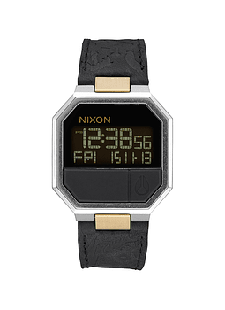 Relogio Nixon Re-Run Leather