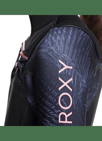 Fato Roxy 4/3 Syncro Plus Chest Zip Girl Wetsuit