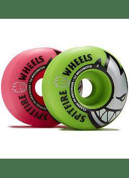 Rodas Spitfire Classic Mashup Skateboard 52mm 99A