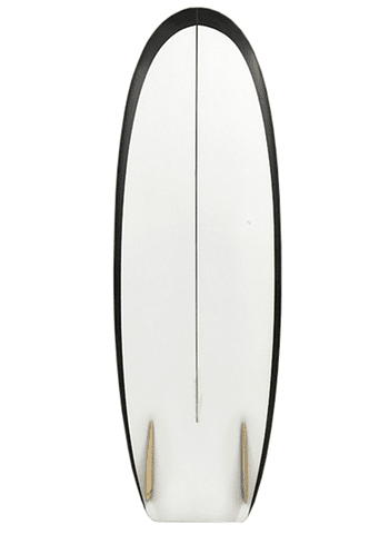 Prancha Chris Christenson 5.6 Ocean Racer SQ Glass On Keels