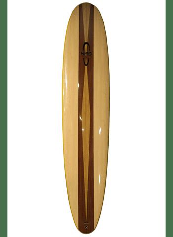 Longboard SMD Madeira Polido 9.1