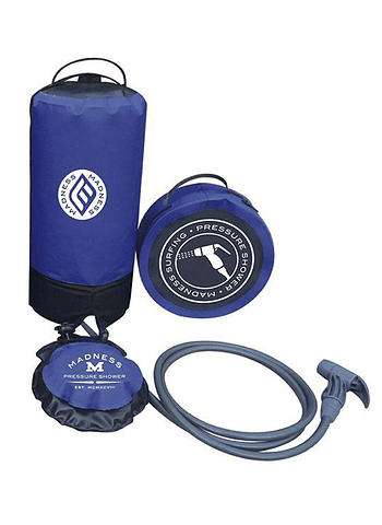 Chuveiro Portatil Madness Pressure Shower 10-15L