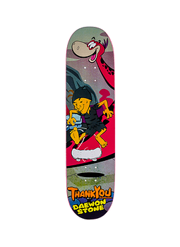 Tábua Skate Thank You Daewon Stone Age 8.125