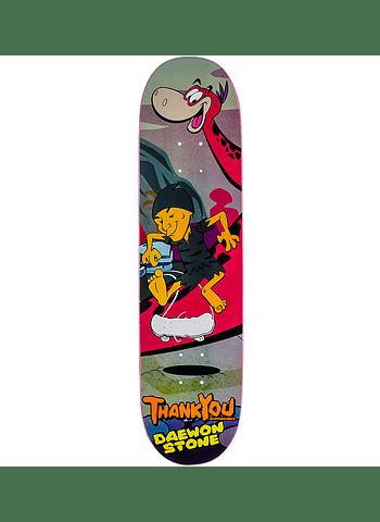 Tábua Skate Thank You Daewon Stone Age 8.125