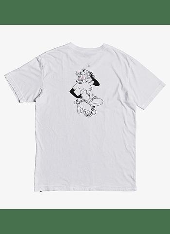T-Shirt Homem DC Tfunk Tatiana