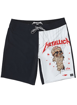 Boardshorts Billabong Landmine Metallica 19