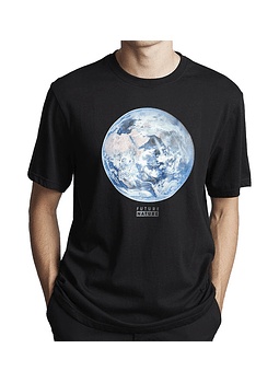 T-Shirt Homem Element  Earth National Geographic